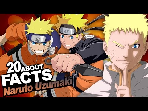 "20 Facts About The 7th Hokage Naruto Uzumaki You Should Know!!! w/ ShinoBeenTrill ""Naruto Shippuden"" thumbnail"