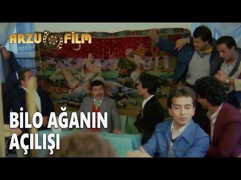 Eski Filmler - Hababam Sınıfı Dokuz Doğuruyor - Bilo Ağanın Açılışı
