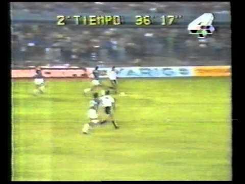 Recordando Uruguay 2 Argentina 0 ,1989