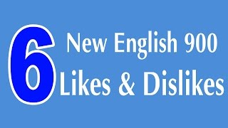 Learning English Speaking Course - New English Lesson 6 - Likes and Dislikes