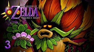 DEKU PALACE - Let's Play - The Legend of Zelda: Majora's Mask - 3 - Walkthrough Playthrough