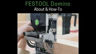 Festool Domino DF 500 Review and Overview