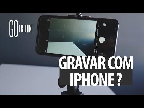Como gravar videos com Iphone e ter um ótimo resultado?  |  TUTORIAL Fernando Cesar