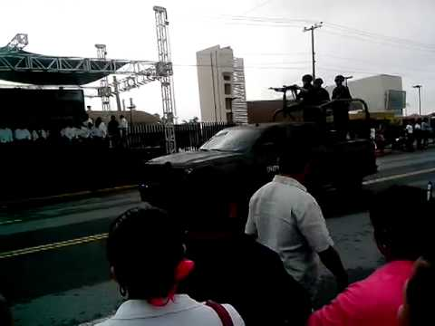 Desfile 16/sep. Reynosa