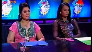 Sri lankan Amazing Voice -Hiruni Nimeshika Tere Mere Beech Mein Poddanta Puluwan Season 2