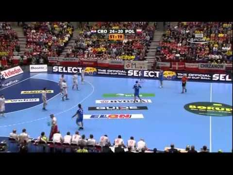 Piłka Ręczna Mecz: Chorwacja - Polska 2Połowa 25.01.2011