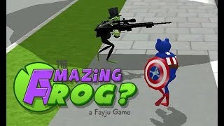 The Amazing Frog? - I'm Gonna Take Your Gun!!! - Part 64