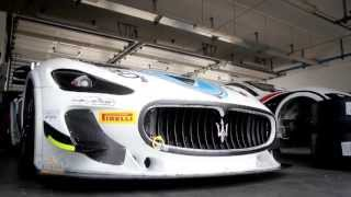 Maserati Trofeo Misano Test Sessions
