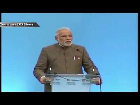 PM Shri Narendra Modi addresses the Sixth BRICS Summit