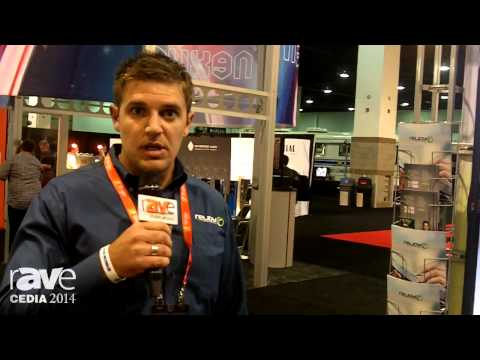 CEDIA 2014: Relidy Marketing Offers Digital Signage Content Creation, Plus Marketing for Integrators