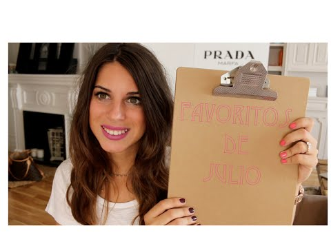 Favoritos de Julio | Makeup & fashion