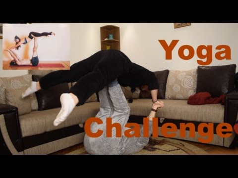 Christmas yoga challenge - Episode 10
