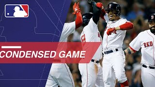 Condensed Game: TOR@BOS - 7/12/18