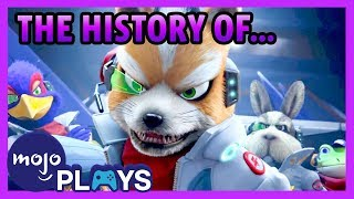 Star Fox: A Complete History