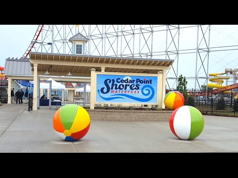 A first look at Cedar Point Shores