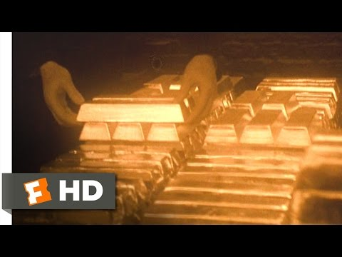 The Great Train Robbery (112) Movie CLIP - Transporting Gold...