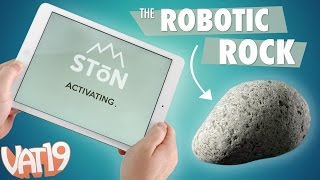 Stōn: The World's First App-Enabled Rock