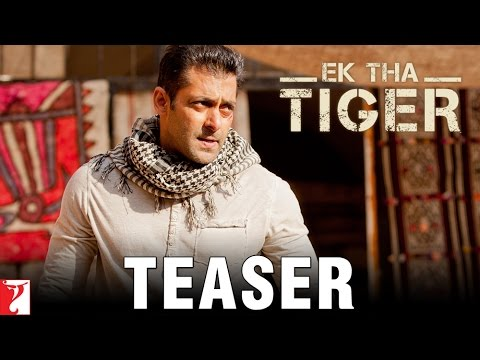 Ek Tha Tiger - Teaser Trailer - Salman Khan & Katrina Kaif video