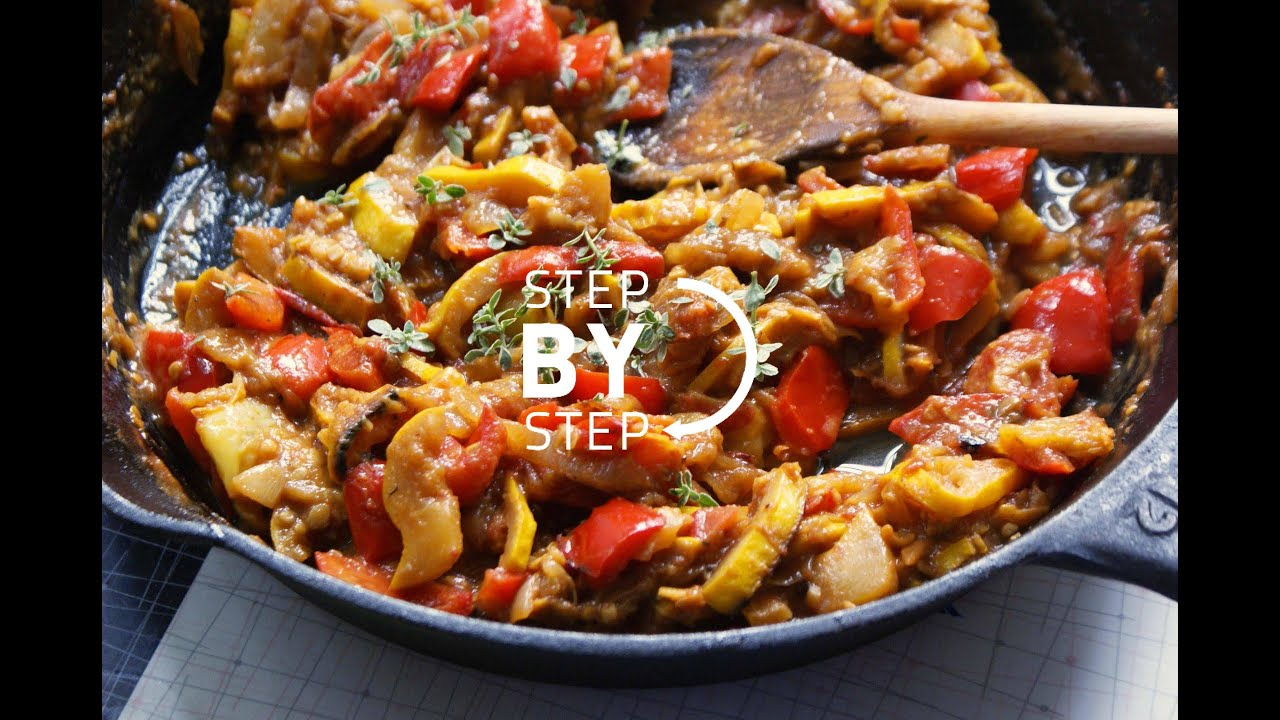 ... ratatouille an easy french ratatouille recipe by @ kipkit easy french