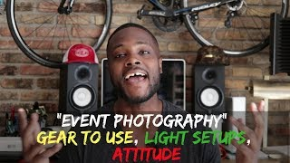 Event Photography Tips and Advice!