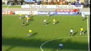 Fernando Redondo vs Brazil 1999 (Friendly)