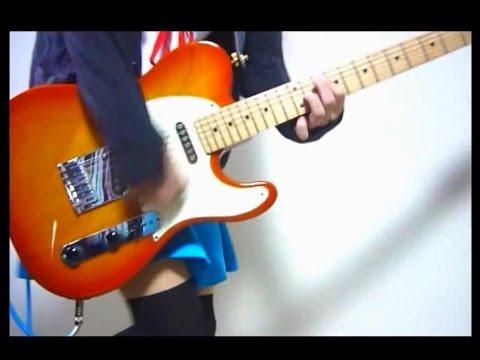 「Crow Song」を弾いてみました。【ギター】by mukuchi