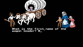 Everyone died The Oregon Trail Part 1