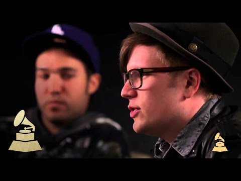 Pete Wentz & Patrick Stump of Fall Out Boy - Reformation of Fall Out Boy