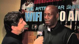 Artie Clear interviews Chili Davis (Part 1/2)