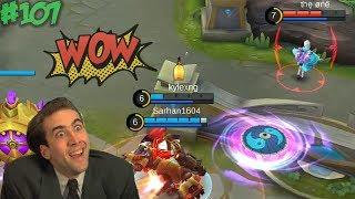 Mobile Legends WTF  | Funny Moments Episode 107