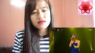 Sohyang Was Thinking Of Giving Up Singing (face Reveal) Reaction