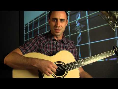 PRS Cody Kilby Signature Acoustic Introduction