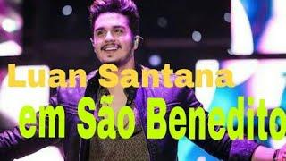Luan Santana no Benefolia 2018 (São Benedito)