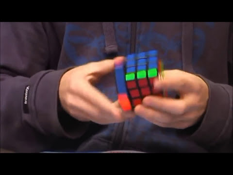 Records du monde (World record) Rubik's cube