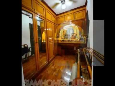 Bangkok Real Estate for Sale – Four Bedroom Family House in Ladprao