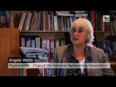 Angela Webb   National Handwriting Association Start Bee Writing System