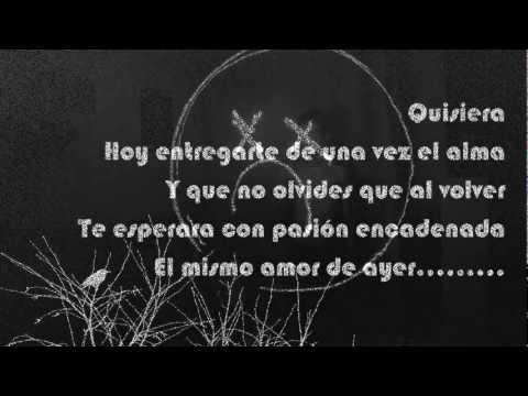 Alejandro Fern�ndez - Quisiera _ alejandro fernandez