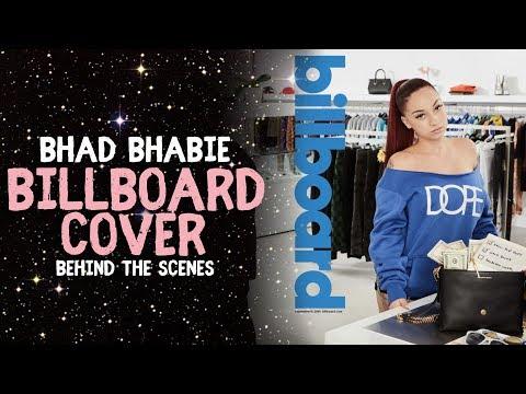 BHAD BHABIE Billboard Cover BTS  | Danielle Bregoli thumbnail