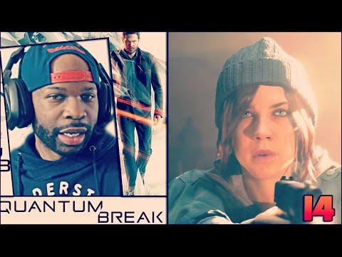 Quantum Break Walkthrough Gameplay Part 14 Back To 2010 Xbox