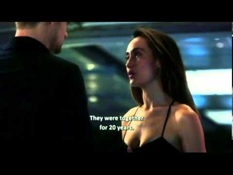 nikita 3x12 michael & nikita let's set a date and stick to it