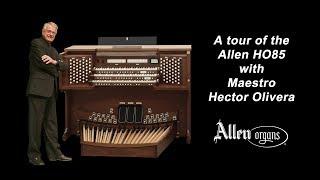 PCN Tours - Allen Organ Factory & Museum Tour 2016