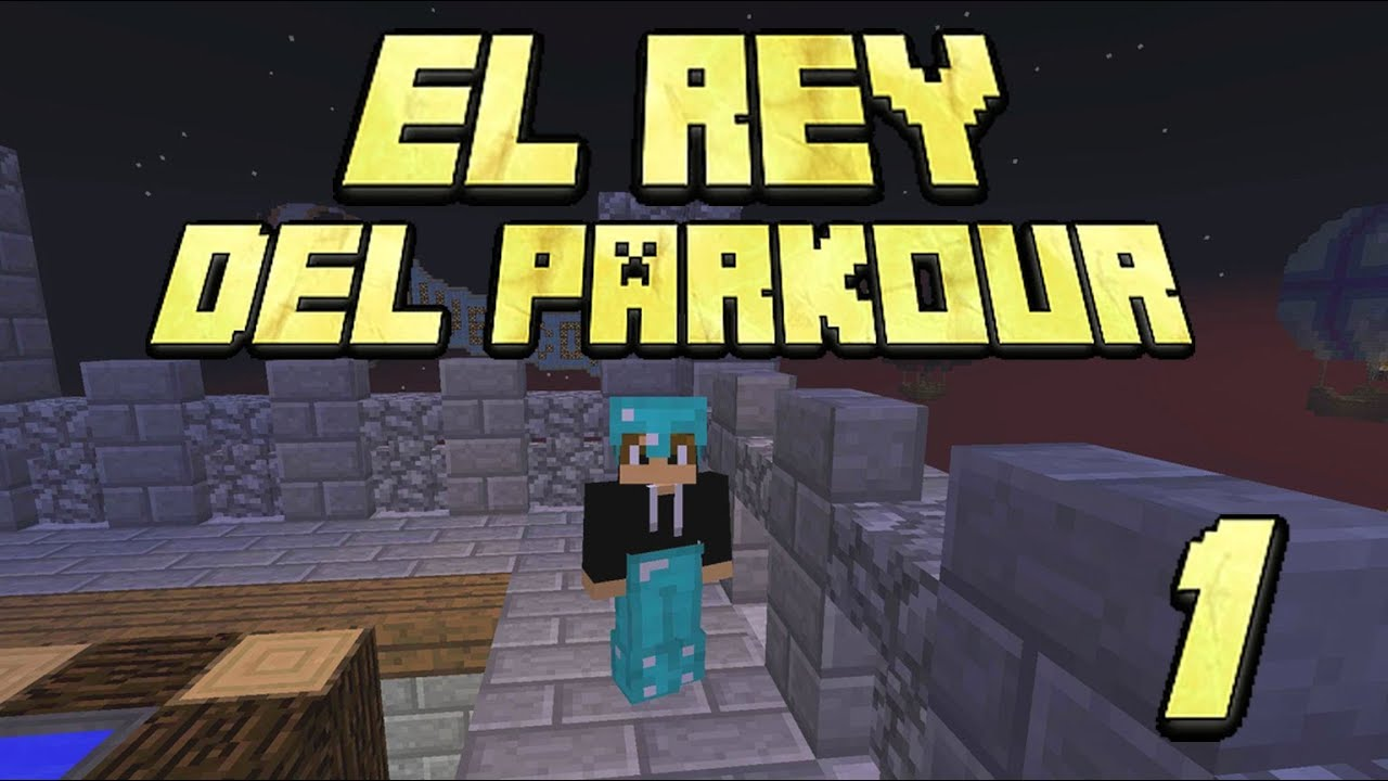El lobby basico episodio 1 el rey del parkour - El rey del mueble ...