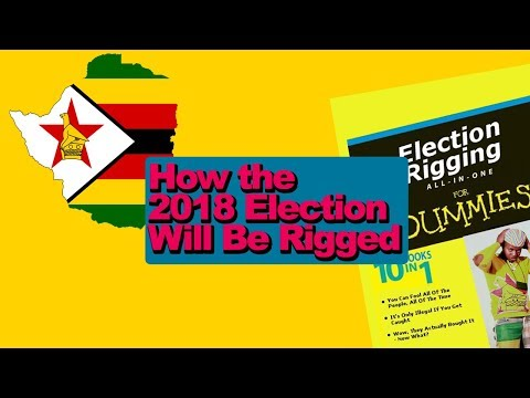 HOW THE 2018 ELECTION WILL BE RIGGED, Zimbabwe Breaking News