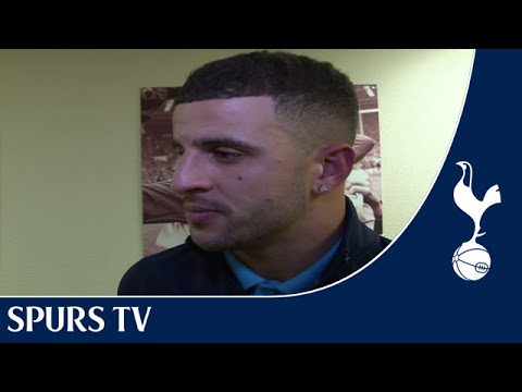 Kyle Walker pleased with win at Sunderland
