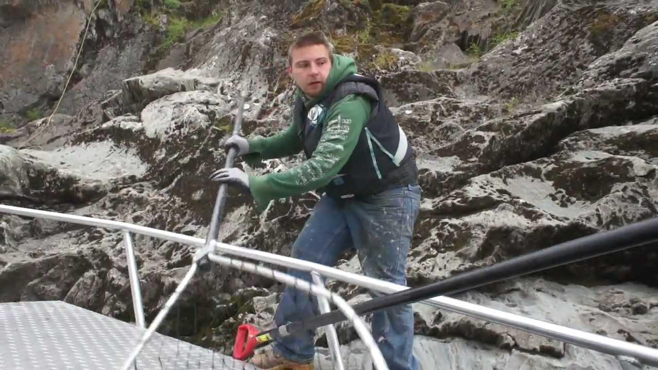 Dipnetting for salmon copper river chitna alaska bv for Alaska fish counts
