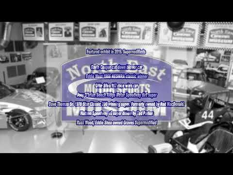 2019 All-Star Classic 200 Show Open with North East Motorsports Museum Director Tom Netishen