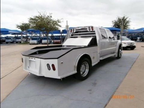 new ford custom ordered flatbed f350 f450 f550 chassis in