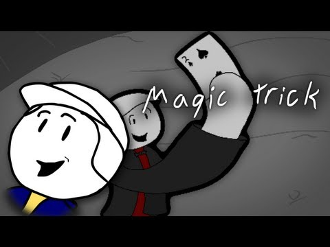 Magic Trick | Bob's Your Uncle Cartoons