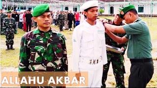🔥 LATIHAN BELA NEGARA FPI & TNI ~