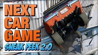 How to download Next Car Game sneak Peek 2.0 for free full version